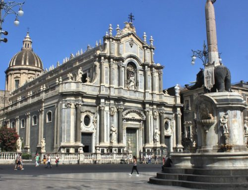 Catania in time lapse di Arturo Lo Presti. Video